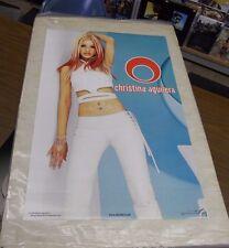 Vintage Original 2000 Christina Aguilera Debut Poster (22 x 34 1/2 in)