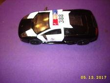 KINTOY Lamborghini Murcielago LP640 Police Kinsmart KT5317 SC1/36 Diecast Car