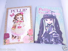 Lot 2 Pullip Doll Pullip Complete Style book Fashion Doll from Japan