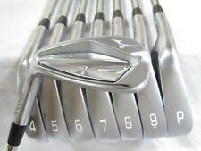 Used LH Mizuno JPX 919 Forged Iron Set 4-P,G 105g Stiff Flex Steel Shafts