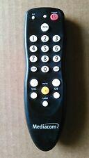 Mediacom UEI DTA Digital Transport Adapter Cable Box Remote Control Used BIN NR