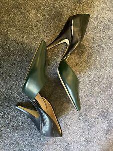 Gorgeous Bnwob Mimco Shoes Green Black 38!
