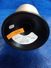 "QTC ""HIGH-SPEC""  Bonded Nylon Thread 69  DK. Gray 16oz spool"