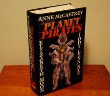 The Planet Pirates - McCaffery, Moon, Nye, 2000 Hardcover 3-Novel Omnibus 1st VG