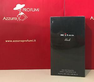 Profumo Kiton Black Eau de Toilette 125 ml Spray