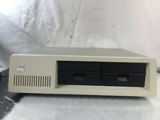 IBM 5150 PC Personal Computer 2 Floppy 20mb Hard Drive Vintage READ