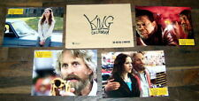 KiNG OF CALiFORNiA Michael Douglas Evan Rachel Wood 4  FRENCH LOBBY CARDs