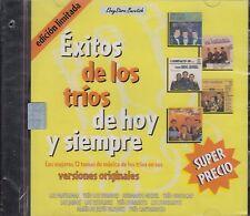 Los Fantasmas Los Jaibos Exitos De Los Trios De Hoy y Siempre CD New Nuevo