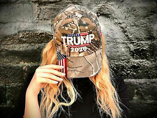 Donald Trump 2020 MAGA Hat Cap Camo USA Make Keep America Great Again Hats  USA