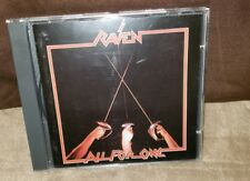 RAVEN cd ALL FOR ONE neat metal NM038 free US ship