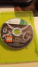 LEGO Pirates of the Caribbean: The Video Game (Microsoft Xbox 360, 2011) Disc