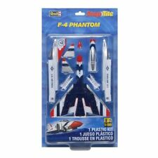 Revell Monogram 1:100 Scale Snaptite F-4 Phantom Thunderbird Model Kit