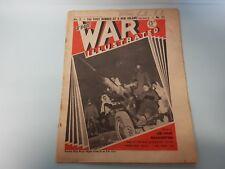 The War Illustrated No. 21 Vol 2 1940 A.A. Gun Finland Spitfire Dunbar