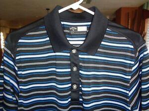 Callaway Opti-Dri Large Poly Golf Polo Shirt - Superb!!!