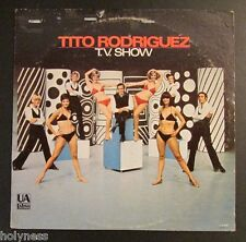 TITO RODRIGUEZ / TV SHOW / LP RECORD / PLAY TESTED