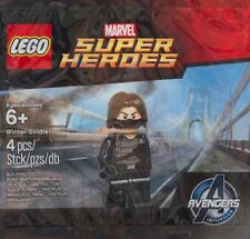 LEGO SUPER HEROES Invierno Soldados 5002943 Polybag BNIP