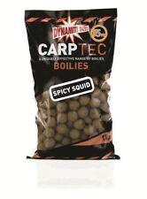 Dynamite Carpe Tec Spicy Calmar 15mm 1kg Bouillettes/Pêche