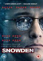 Snowden [DVD] [2016] [DVD]