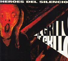 HEROES DEL SILENCIO. EL GRITO. DIGIPACK 1 CD.