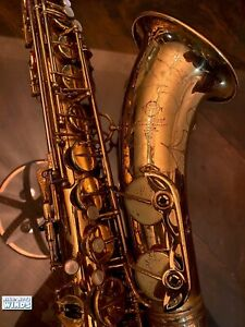 1961 Selmer mark vi tenor saxophone- 95,xxx killin player!