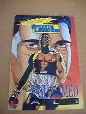 Set of 3 Muhammad Ali Books & 1 Comic Book