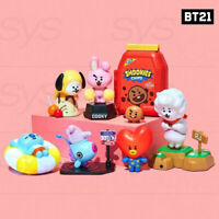 BTS BT21 Official Authentic Goods MINI INTERACTIVE TOY + Tracking Number