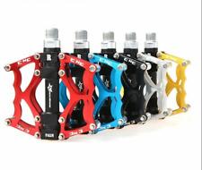 """RockBros Mountain Bike Platform Pedals Flat Sealed Bearing Bicycle Pedals 9/16"""""""
