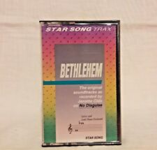 BETHLEHEM - Accompaniment Track - Cassette
