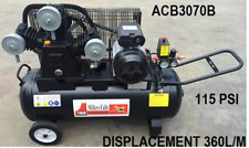 AIR COMPRESSOR 70 LITRE 16 CFM 3HP 3 CYL PART NO. = ACB3070B
