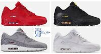 Nike Air Max 90 Essential Sneakers Mens Lifestyle Shoes Retro Athletic size 8-13