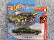 Hot Wheels 2020 #220/250 1973 FORD FALCON XB green @M