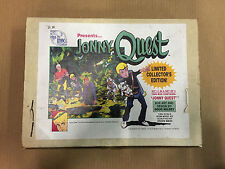 Jonny Quest Coldcast 1/8th scale the shape of things Model Kit 1994 ultra rare