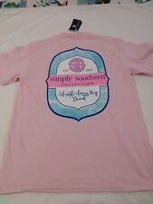 Simply Southern Youth Large Shirt