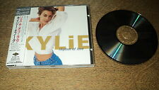KYLIE MINOGUE CD JAPAN OBI RHYTHM OF LOVE