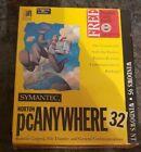 Symantec Norton PC Anywhere 32.W/ Box & Cable...Windows 95 & NT...SEALED