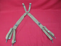 Original WWII US Army Soldiers Personal Equipment Suspenders #2