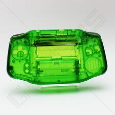 Nuevo Verde Claro Shell sólo Nintendo Game Boy Advance Gba vivienda/Estuche/Cubierta