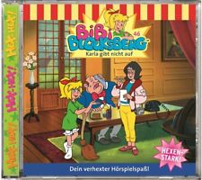 CD * BIBI BLOCKSBERG - H�–RSPIEL 046 - KARLA GIBT NICHT AUF # NEU OVP KX