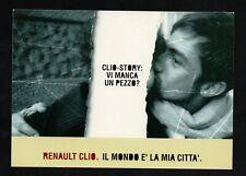Citrus Card n. 0204 - Renault Clio