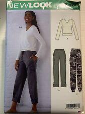 New Look Simplicity Sewing Pattern R10284 / N6644 Misses Tops & Pants Sz. 8-20