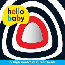 Hello Baby: Mirror Board Book, Priddy, Roger
