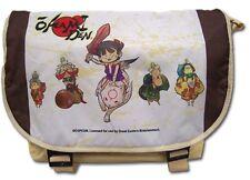 *NEW* Okami Den Group Messenger Bag by GE Animation