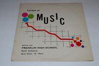 Sounds of Music~Spring 1964 Franklin High School Band~Choir~Girls Choir~A Choir