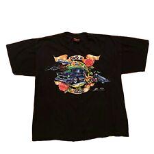 Vintage 1993 Guns n Roses T-shirt Live Like A Suicide Conart Size XL Rare! EUC!