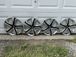 "Set Of 4 Used 2016-2018 Honda Civic LX 16"" Hubcaps/Wheel Covers"