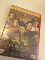 DVD  HERO de  ZHAN YIMOU ,muy buena ( nueva precintada)