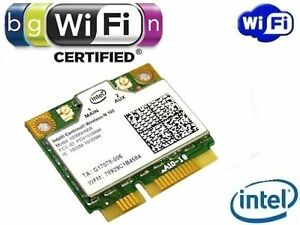 Scheda WiFi wireless N 100 per Asus X53S - X53SD - K53S - K53SD Intel