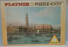 Brand New Puzzle Piatnik 4000 - Canaletto - Made in Austria - Sealed