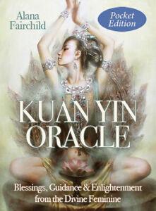 Kuan Yin Oracle Cards Pocket Edition by Alana Fairchild & Zeng Hao 9781922161994