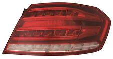 Mercedes E Class 2013-2017 Saloon Outer Wing Rear Tail Light O/S Drivers Right